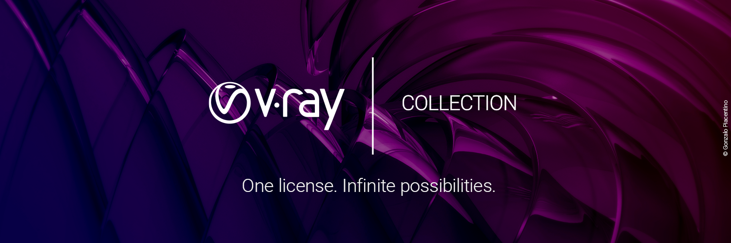 NEW: Creative freedom with V-Ray Collection