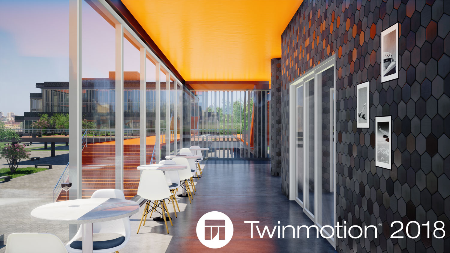 New: Twinmotion 2018 with Unreal Engine!