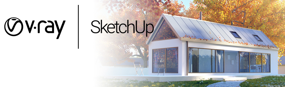 V-Ray 3 6 for SketchUp is here!